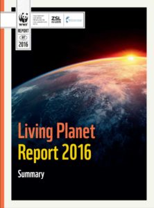 WWF Living Planet Report Summary